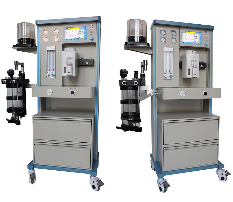 Dolphinmed llevará el último ventilador de ICU y la máquina de anestesia a Arab Health 2019