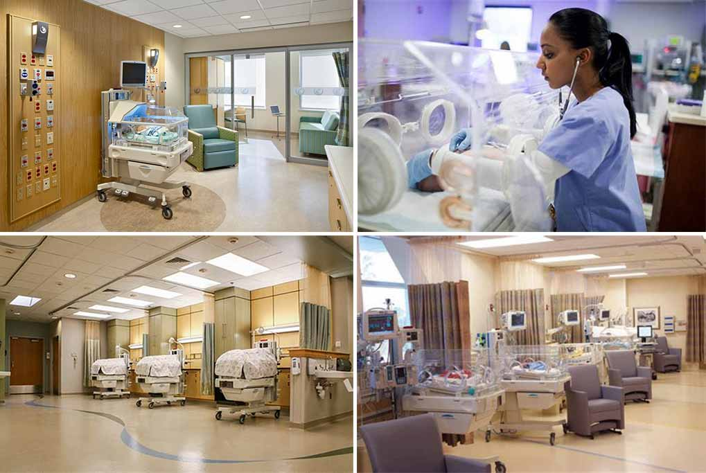 Unidades de cuidados intensivos neonatales