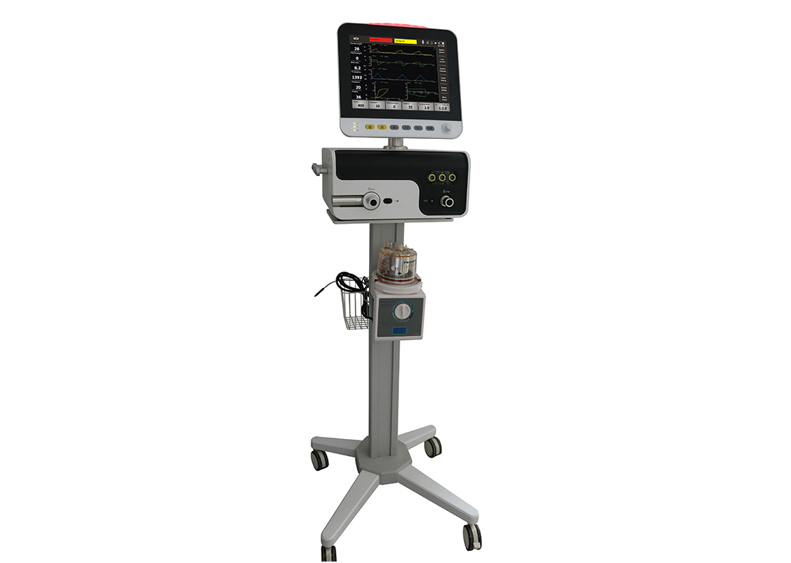 ICU Ventilator (MODEL: DOL600Pro)