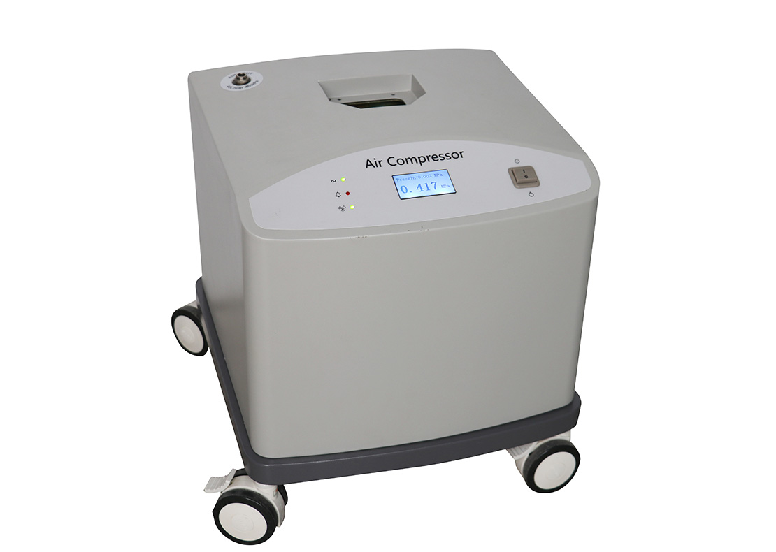 Medical Air Compressor (Model: DC100APLus)