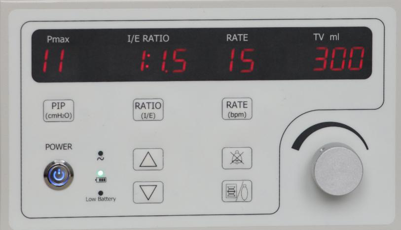Veterinary Anesthesia Ventilator(Model:DAV-60vet)